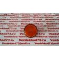 Катафот круглый со штырем  Оранжевый / ФП311-3731000