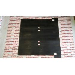 Коврик пола задний 469 ( резина ) / 3151-5109052