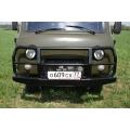 Бампер передний РИФ УАЗ-452 универсальный (452-10602)