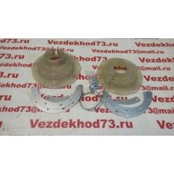 Пыльник поворотного кулака УАЗ (все мосты) полиуретан  (к-т 2 шт)
