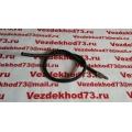 Шланг масляный УАЗ (отводящий масляного радиатора) 980 мм. 1-штуц. / 451Д-1013100