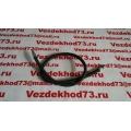 Шланг масляный УАЗ (подводящий масляного радиатора) 1000 мм. 2-штуц. / 69-1013100-Б