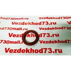 Сальник ступицы УАЗ 60х85х10 (Рыжий) NBR / 3741-3103038-04