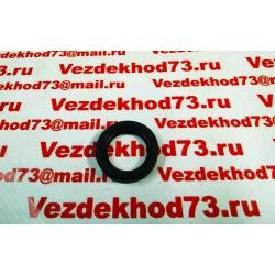 Сальник рулевого вала сошки  УАЗ 452, 469, HUNTER  30х44х10  (чёрный) СК-Н / 20-3401023