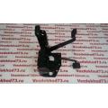 Кронштейн привода выключения сцепления УАЗ 469, HUNTER в сборе С ПЕДАЛЯМИ (блок педалей) / 3151-1602008-10