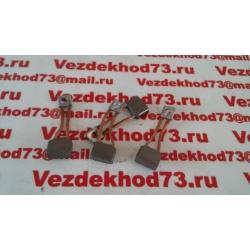 Щетка стартера большого (СТ 230) (Москва) 4 ШТУКИ / ФЭ-3599-164-02