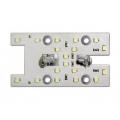 Плата светодиодная заднего плафона салона Патриот (программируемая с задержкой выключения) ПЛ2-03