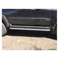 Подножки- защиты порогов на УАЗ Патриот  рестайлинг