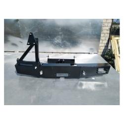Бампер силовой на УАЗ 452, Буханка задний Аллигатор с калиткой под запаску и площадкой под лебедку