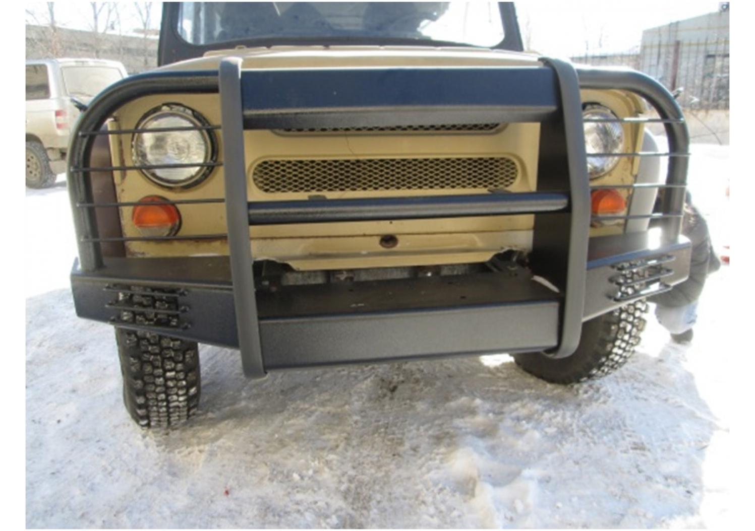 Ремонт автомобиля УАЗ «буханка» своими руками 87