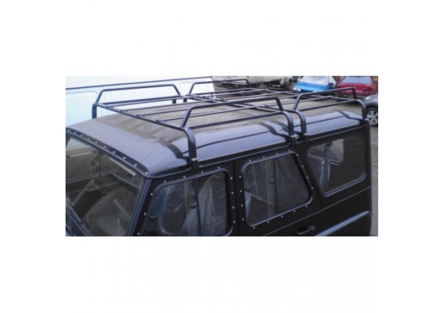 Багажник на крышу на уаз 469